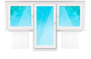Пластиковые окна пвх от производителя по низкой цене.